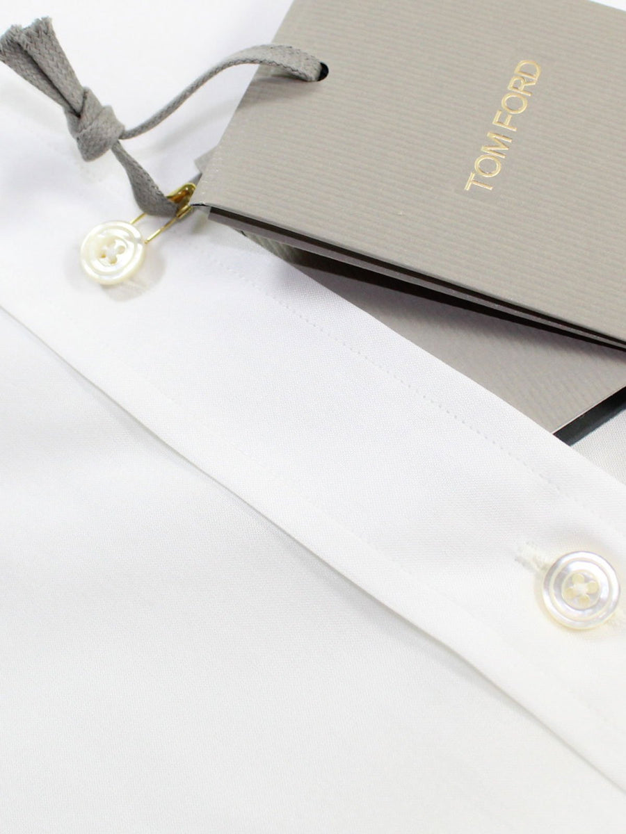 Tom Ford Dress Shirt White New