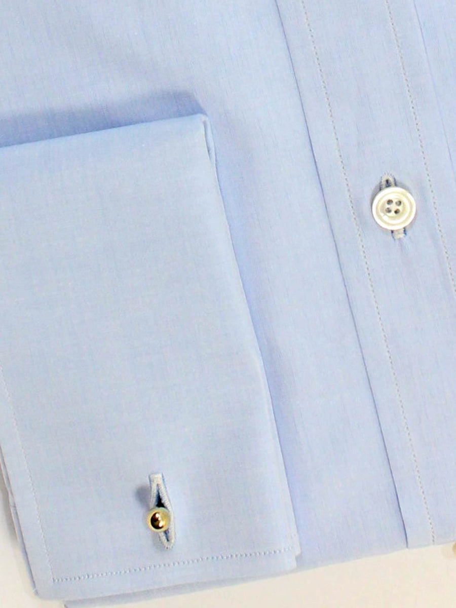 Tom Ford Dress Shirt Blue French Cuffs