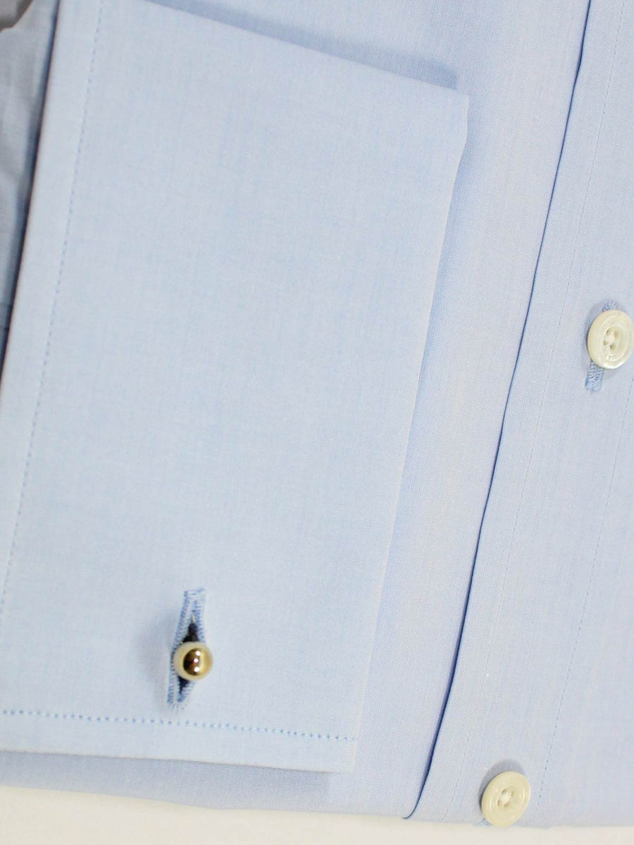 Tom Ford Shirt Blue French Cuffs