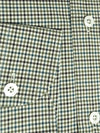 Tom Ford Button Down Shirt White Brown Blue Check 39 - 15 1/2 SALE