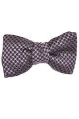 Tom Ford Bow Tie Plum Black