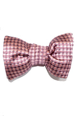 Tom Ford Bow Tie Dust Pink Check