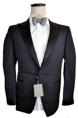 Tom Ford Suit Black Tuxedo
