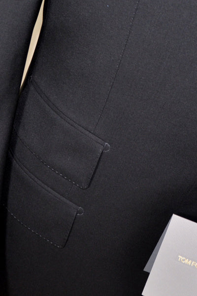 Tom Ford Suit Dark Gray Men Suits