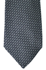 Tom Ford Tie Gray Knitted