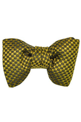 Tom Ford Silk Bow Tie Black Olive