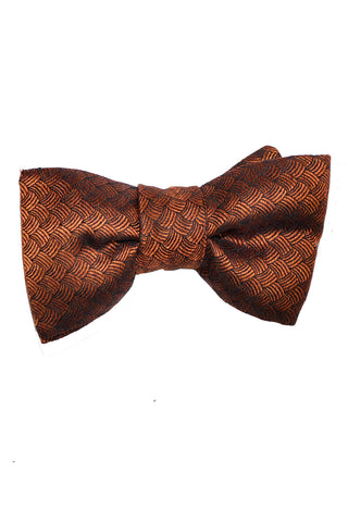 Tom Ford Bow Tie Copper Brown Black FINAL SALE