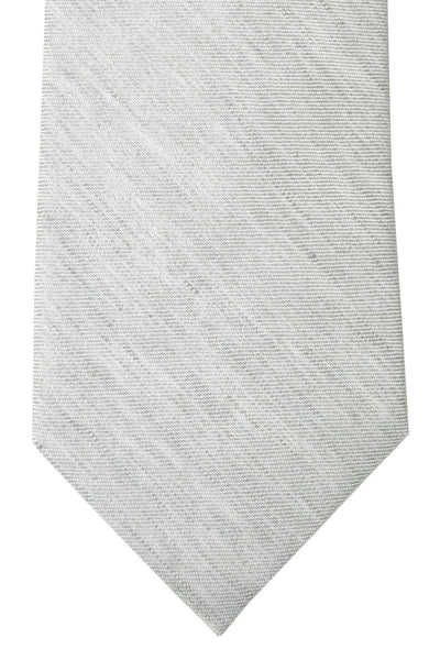 Tom Ford Tie Gray Silver