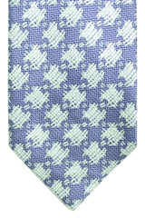Tom Ford Tie Lilac Silver
