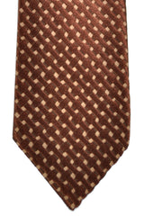 Tom Ford Necktie Brown Stripes