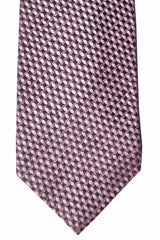 Tom Ford Tie Gray Dust Pink