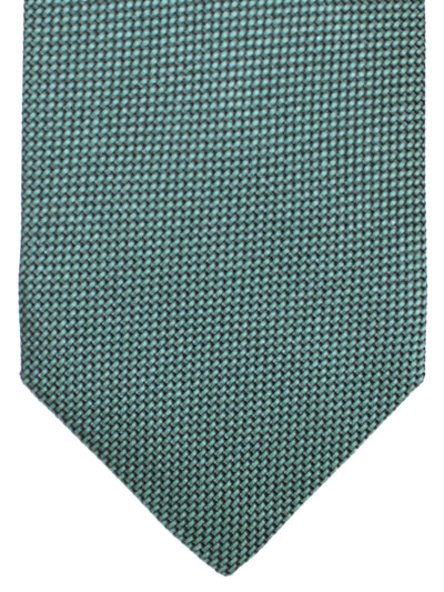 Tom Ford Linen Silk Tie Green