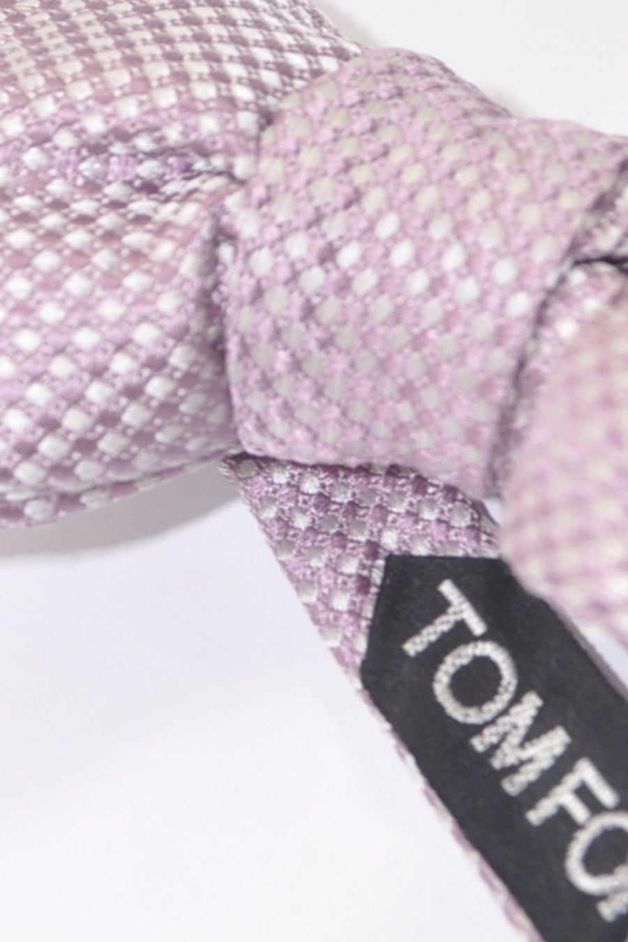 Tom Ford Bow Tie Pink Gray SALE