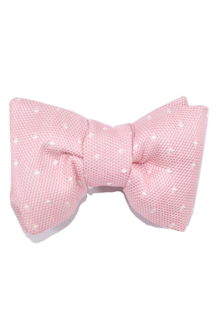 Tom Ford Bow Tie Pink Dots