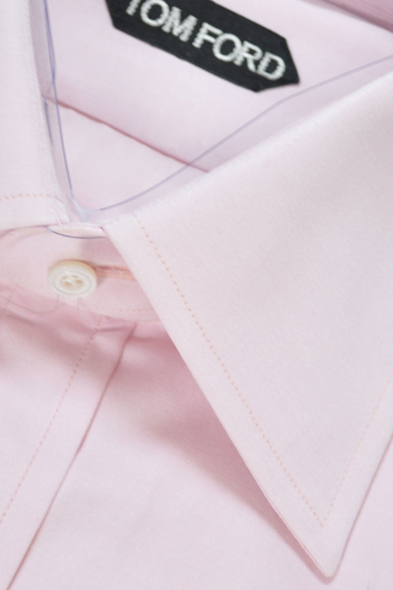 Tom Ford Dress Shirt Pink 38 - 15