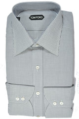 Tom Ford Dress Shirt White Black