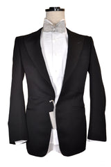 Tom Ford Suit Black Tuxedo EUR 44 - US 34