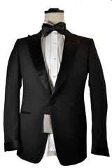 Tom Ford Suit Black Tuxedo Genuine