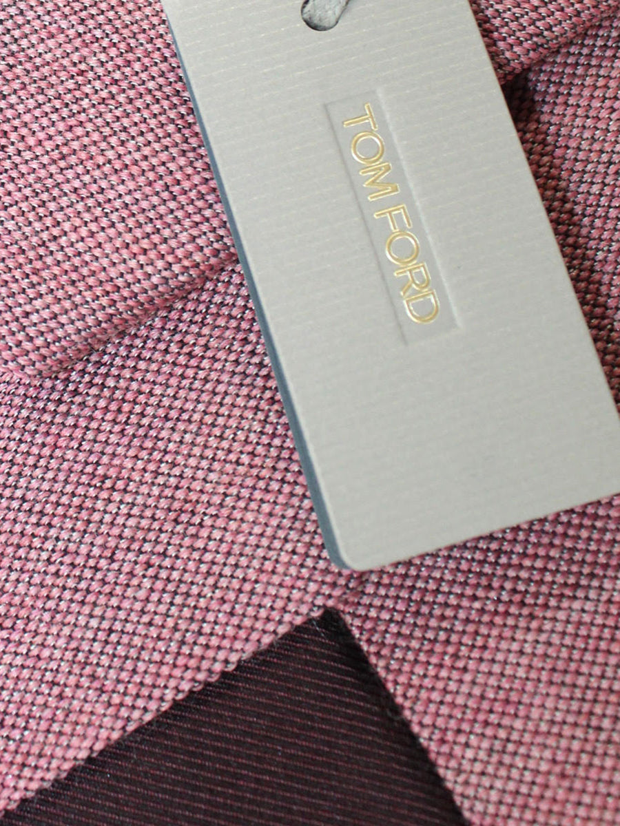 Tom Ford Wool Tie Dust Pink Design
