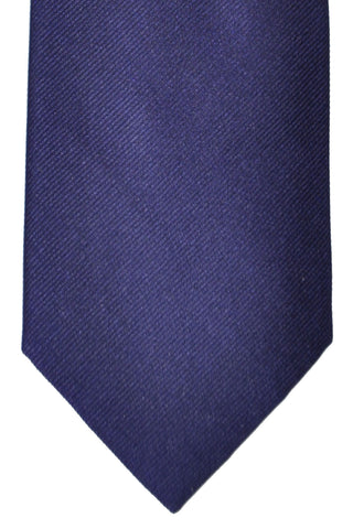 Tom Ford Tie Purple Grosgrain Design