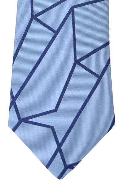 Turnbull & Asser Tie Blue Navy