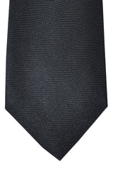 Versace Tie Black Stripes Design