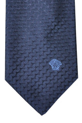 Versace Tie Dark Navy Design