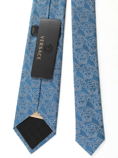Versace Silk Narrow Tie