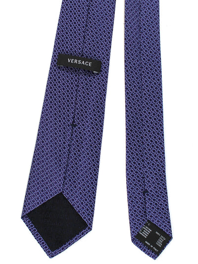 Versace Narrow Cut Tie
