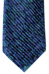 Vitaliano Pleated Silk Ties