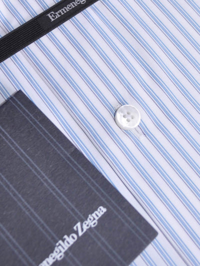 Ermenegildo Zegna Short Sleeve Shirt  New