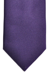 Ermenegildo Zegna Tie Purple Design