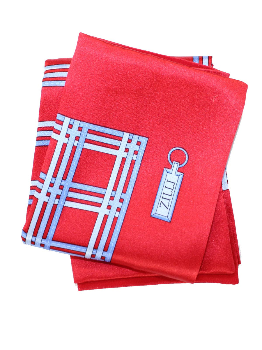 Zilli Paris Pocket Square