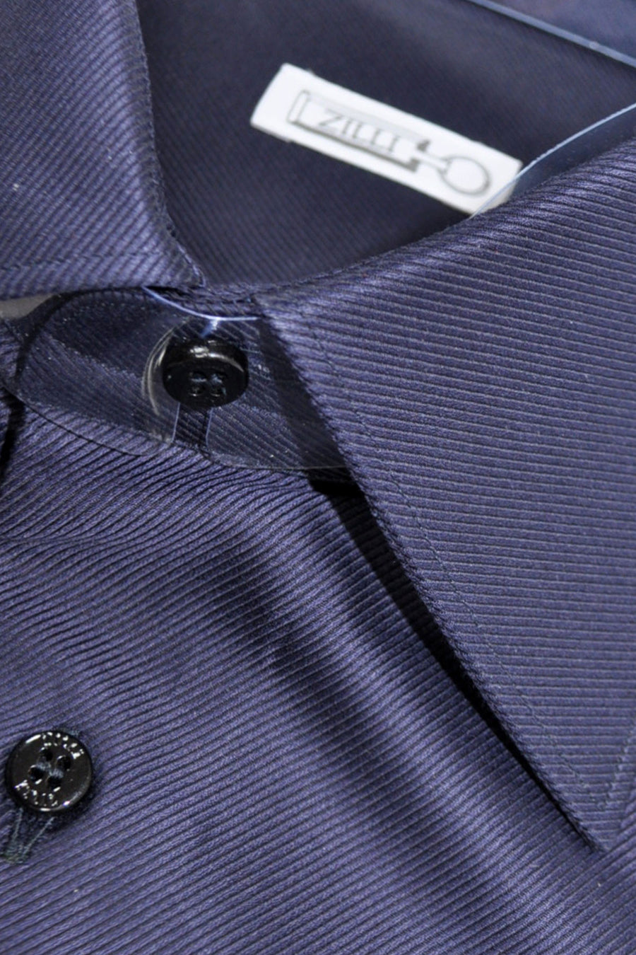 Zilli Shirt Dark Blue 41 - 16