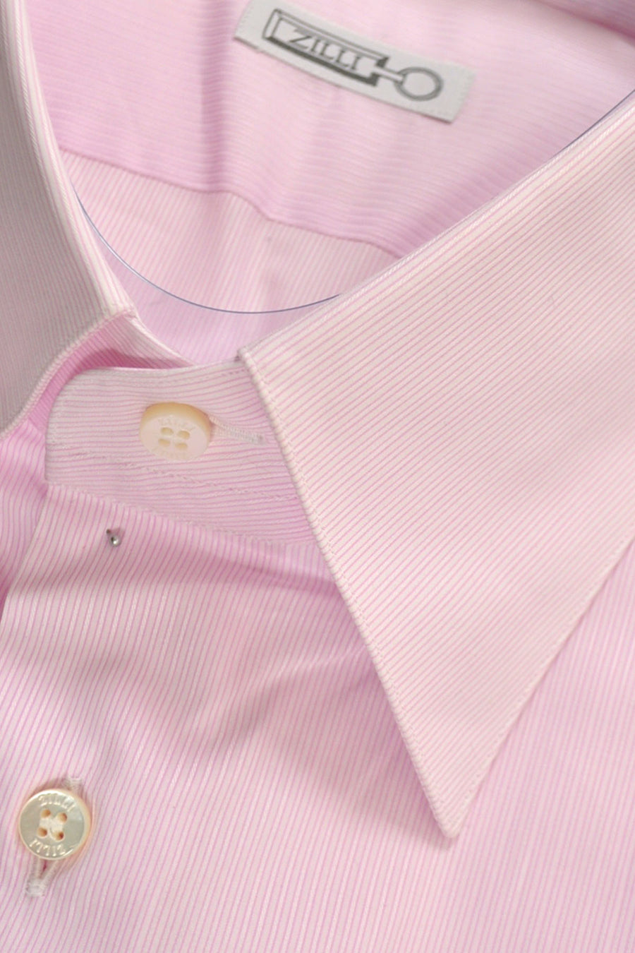 Zilli Shirt Pink Stripes