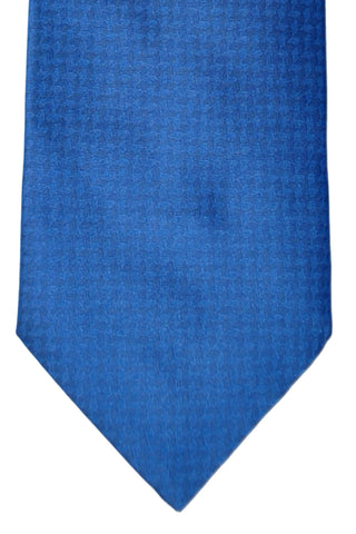 Zilli Tie Royal Blue Navy
