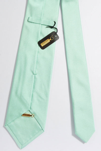 Zilli Tie Mint Green New