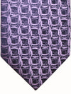 Zilli Tie Purple Lilac Geometric
