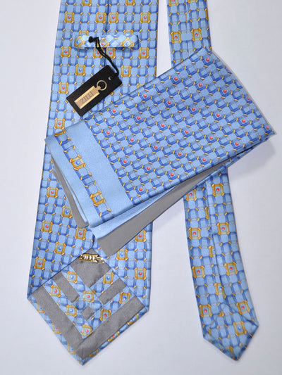 Zilli Tie & Pocket Square