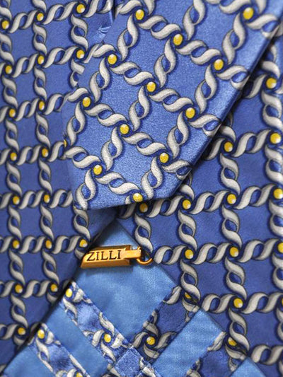 Zilli Ties - Wide Necktie