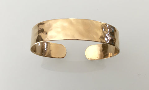Gold or Silver Band - Dainty size