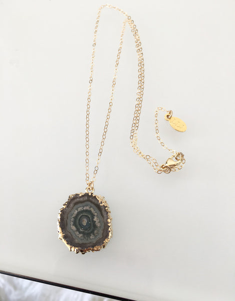 Mini Stalactite Necklace