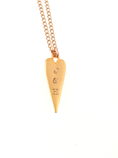 Love Spike Necklace