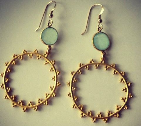 """Bali Loops"" Earrings"