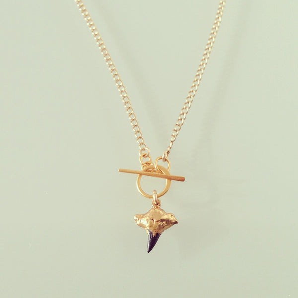 Mini Riggings - Micro Shark Tooth Necklace