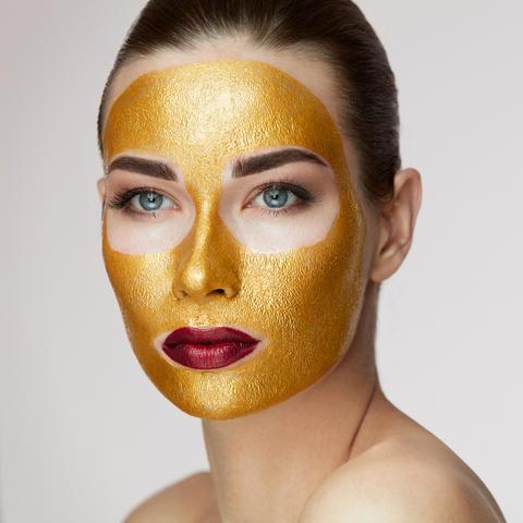 Gold Crystal Collagen Facial