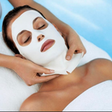 Enzyme peel + Alginate Mask Facial
