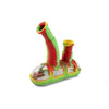 OOZE STEAMBOAT SILICONE WATERPIPE