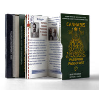 "David Irvings Cannabis Passport. 1.25"" Standard Rolling Papers"