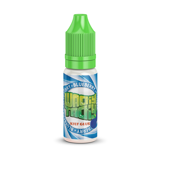 Blueberry Wacky Tacky Blunt and Cigar Glue. 10 ml bottle